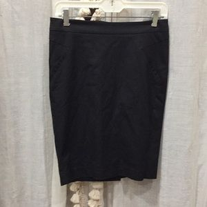Bebe black pencil skirt. GUC